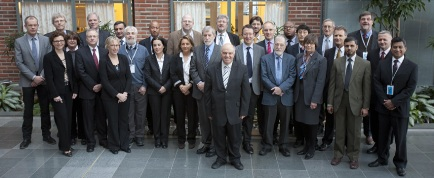 ONR shares its expertise during a peer review of Sweden's nuclear regulator