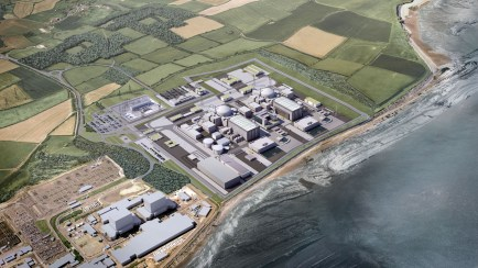 Hinkley Point C: First consent for construction