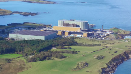 Improvement Notice served on Magnox Ltd at Wylfa site