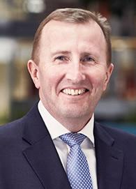 Mark Foy, Chief Nuclear Inspector
