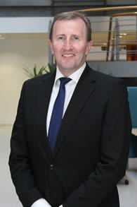 Mark Foy, ONR Chief Nuclear Inspector