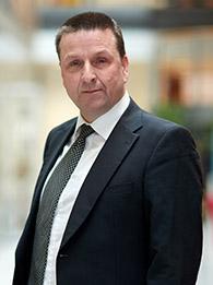 Donald Urquhart, Operating Facilities Director
