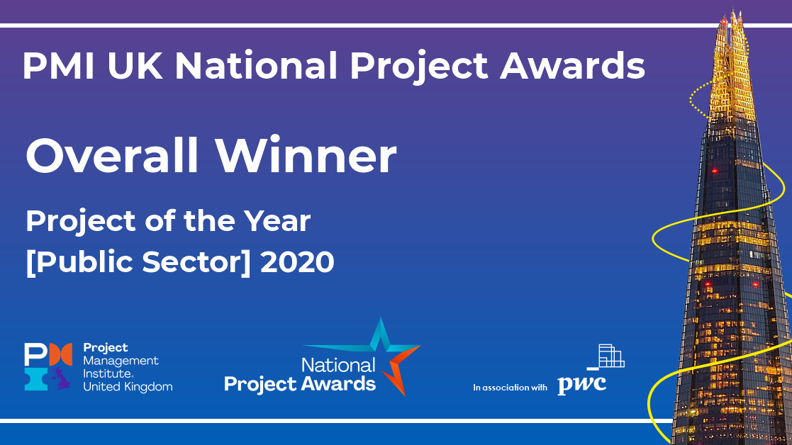 Safeguards project named Project of the Year
